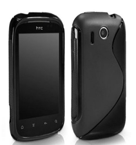 Eakyy S Line Back Cover for HTC Desire Explorer A310e