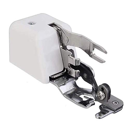 Cortador Lateral Overlock Prensatelas Pies para máquina de Coser Pieza de Accesorio Accesorio xinqing