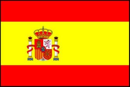 Livre Bunting: 4m x 10 Flags Espagne [Jouet]