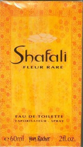 Yves Rocher - Shafali - Fleur Rare - Eau de toilette - Vaporisateur - Spray [e60ml, 2 fl.oz.], der kostbare Duft voller Sinnlichkeit einer seltenen indischen Blüte