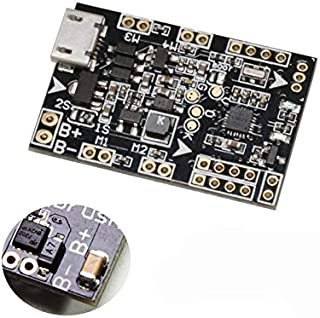 Part & Accessories 1PC SP Racing F3_EVO_Brush Flight Controller BF/CF Firmware Flight Control for Hollow Cup Tiny Indoor FPV Drone Spare Parts - (Color: CF firmware)
