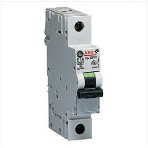 GE Leitungsschutzschalter 1-polig, 16A, B-Charakteristik - GE 230/400V, EP 61 B 16, 566.504