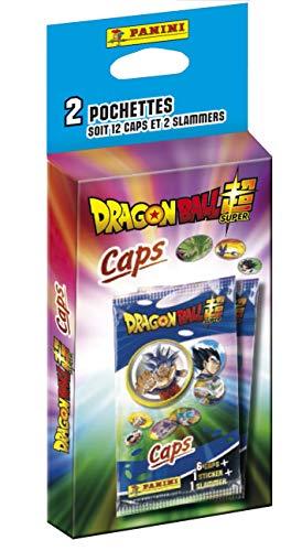 Dragon Ball Super Caps - 2 fundas