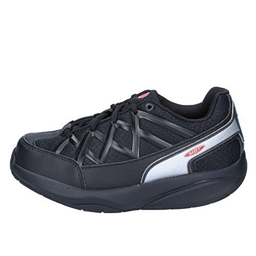 MBT Sport3 W, Zapatillas para Mujer, Negro (03), 36 EU