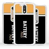 Geketto Store Cover per Motorola Pila Batteria, Moto X Force