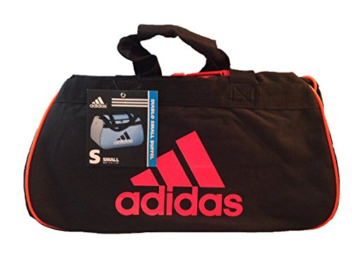 Adidas Diable II (2) Small Duffel Bag, Blue