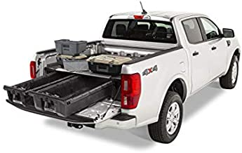 DECKED Ford Truck Bed Storage System Includes System Accessories |