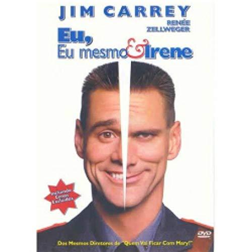 DVD - Eu, Eu mesmo e Irene. Jim Carrey (2000)