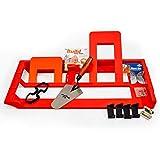 Pro Bricky - ajustable hasta todos los tamaños de marina ignarksi UK estándar para pared 10,16 cm,...