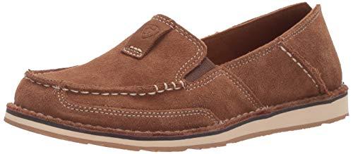 Ariat Chestnut Boots - 4