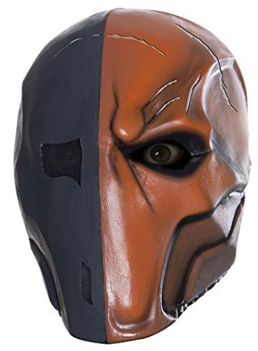 Rubies Costume Co. Inc Adult Deathstroke Overhead Latex Mask Standard
