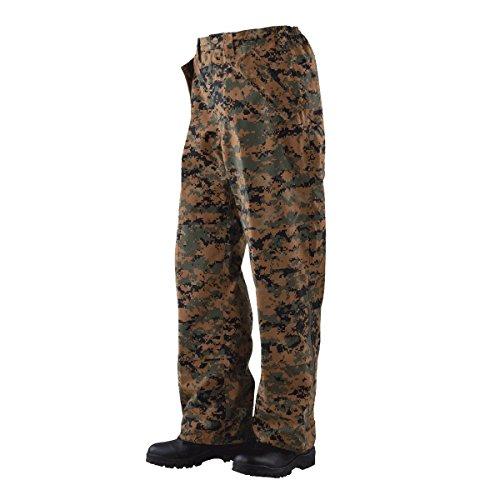 Tru-Spec H2o Proof ECWCS Pantalon pour Homme XL Woodland Digital