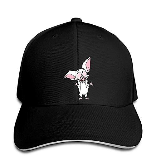 Gorra de béisbol PRWJH Snapback Sun Bartok Anastasia con Dibujos Animados de la película Snapback Hat Peaked