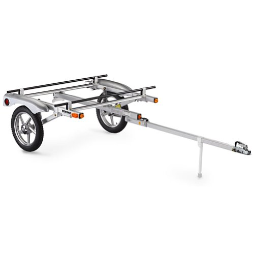 Review Of Rack And Roll Trailer 250 lbs.