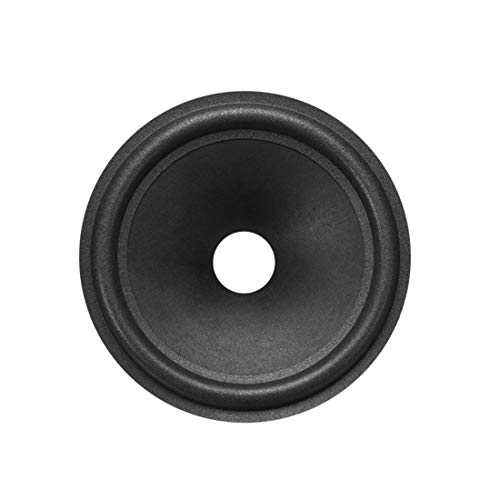Best Bargain uxcell 8 inches Paper Speaker Cone Subwoofer Drum Paper 1.4 inches Coil Diameter with F...