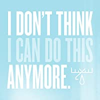 I DON'T THINK I CAN DO [12 inch Analog]