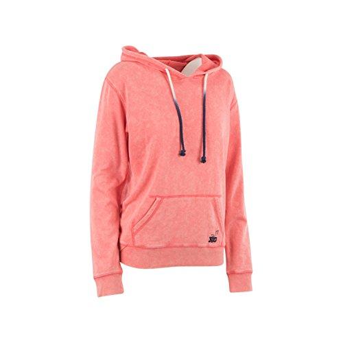 Realtree Girl Brand Women's Mia Lightweight Sweatshirt Pink (Large)
