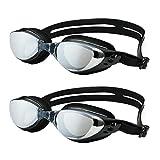Froiny 1 Pc Myopia Gafas Natación Impermeable Anti-Niebla...