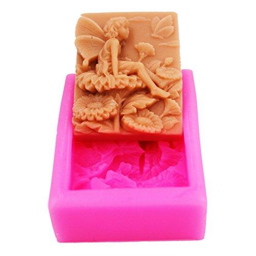 Longzang siliconen mal ambachtelijke kunst siliconen zeep schimmel ambachtelijke mallen DIY handgemaakte zeep mallen S084