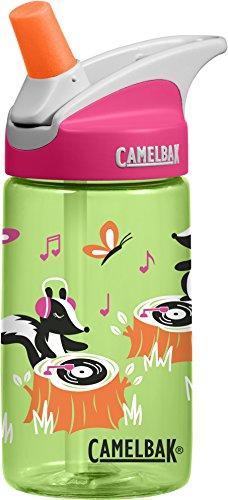 Camelbak Kinder Eddy .4L DJ SKUNX Trinkflasche, 0.4 Liter