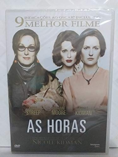 As Horas - ( The Hours ) Stephen Daldry