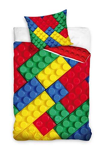 Carbotex Lego bedlinen - draps de Lit -Ropa de Cama - biancheria da letto 140x200cm NL191319-PP