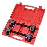 ambienceo 2pieza Compresor De Resorte De Bobina para Macpherson Struts Amortiguador COCHE garaje kit de herramientas