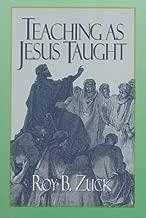 Best teaching as jesus taught Reviews