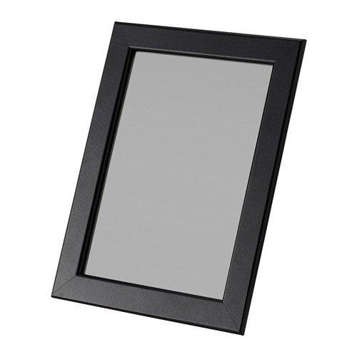 Ikea Fiskbo–Marco de fotos de 13cm x 18cm, de color negro