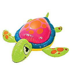 Inflatable Giant Sea Turtle - Games & Activities & Inflates