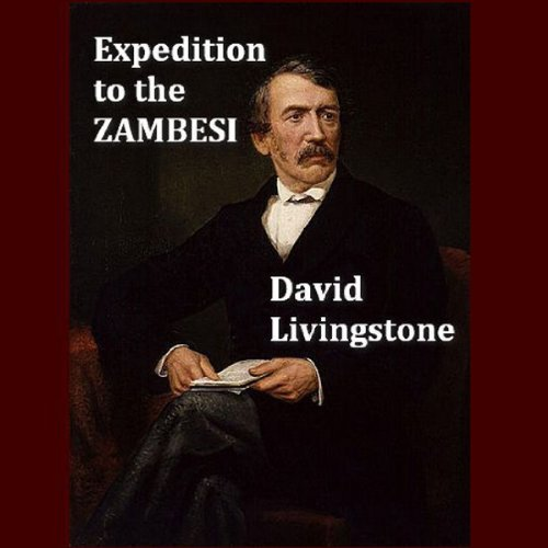 『A Popular Account of Dr. Livingstone to the Zambesi and its Tributaries』のカバーアート