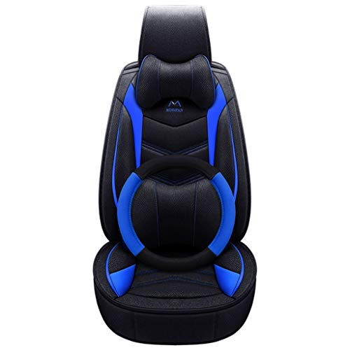 Autostoelhoes voor autostoel, omgeven door een universele stoelbekleding, vier seizoenen, zitkussens, vijf modellen universeel