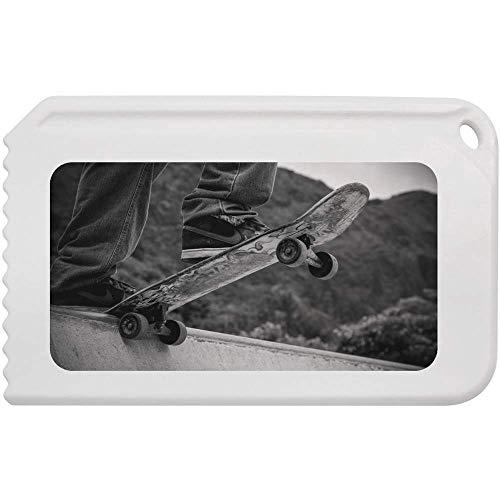 Stamp Press 'Skateboard' Kunststoff-Eiskratzer (IC00003325)