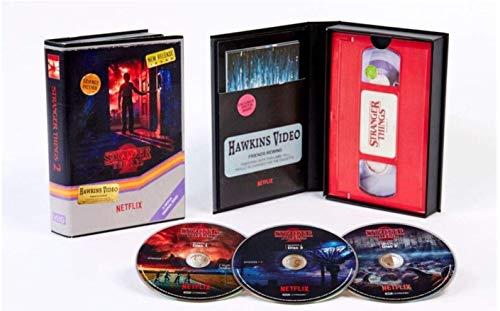 Stranger Things Season 2 Collector's Edition 4K/Ultra/Blu-Ray