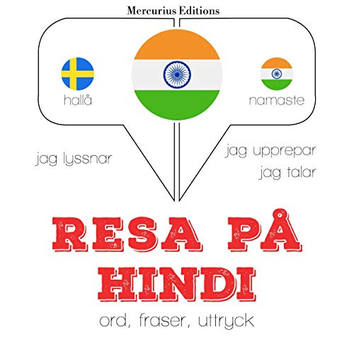 Resa på hindi cover art