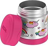 Thermos Funtainer - Tarro de alimentos de 10 onzas 10 Ounce Unicornio