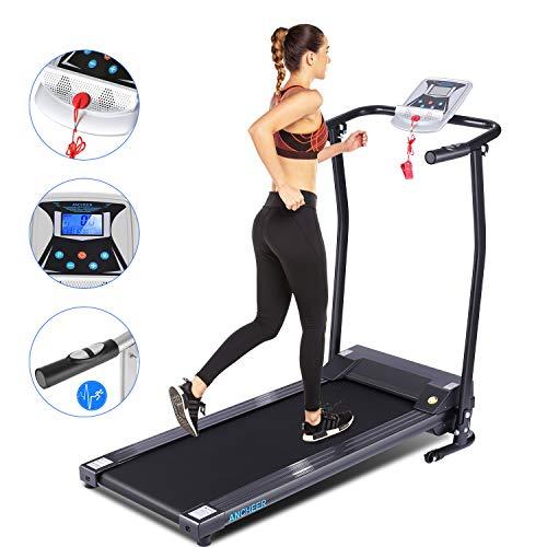 ANCHEER Treadmill Fitness Machine
