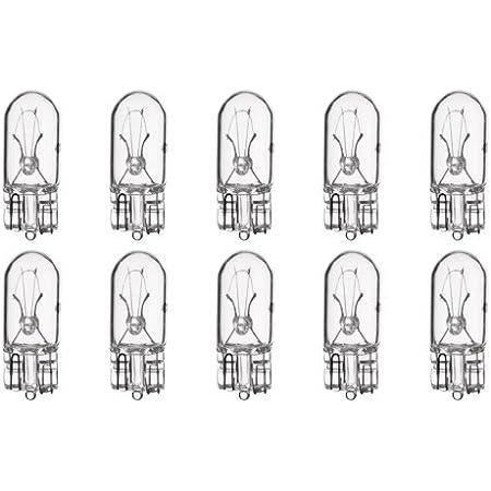 CEC Industries #67 Bulbs Box of 10 G-6 shape BA15s Base 7.965 W 13.5 V
