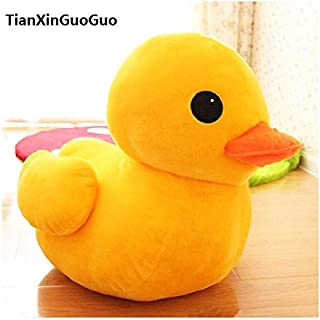 Stuffed Toy Yellow Duck Plush Toy Large 50 cm Duck Doll Soft Throw Korean Worldow Toy Birthday Gift B0677 Must Have Gifts 5 Year Old Boy Gifts The Favourite Anime Superhero Decorations UNbox Game
