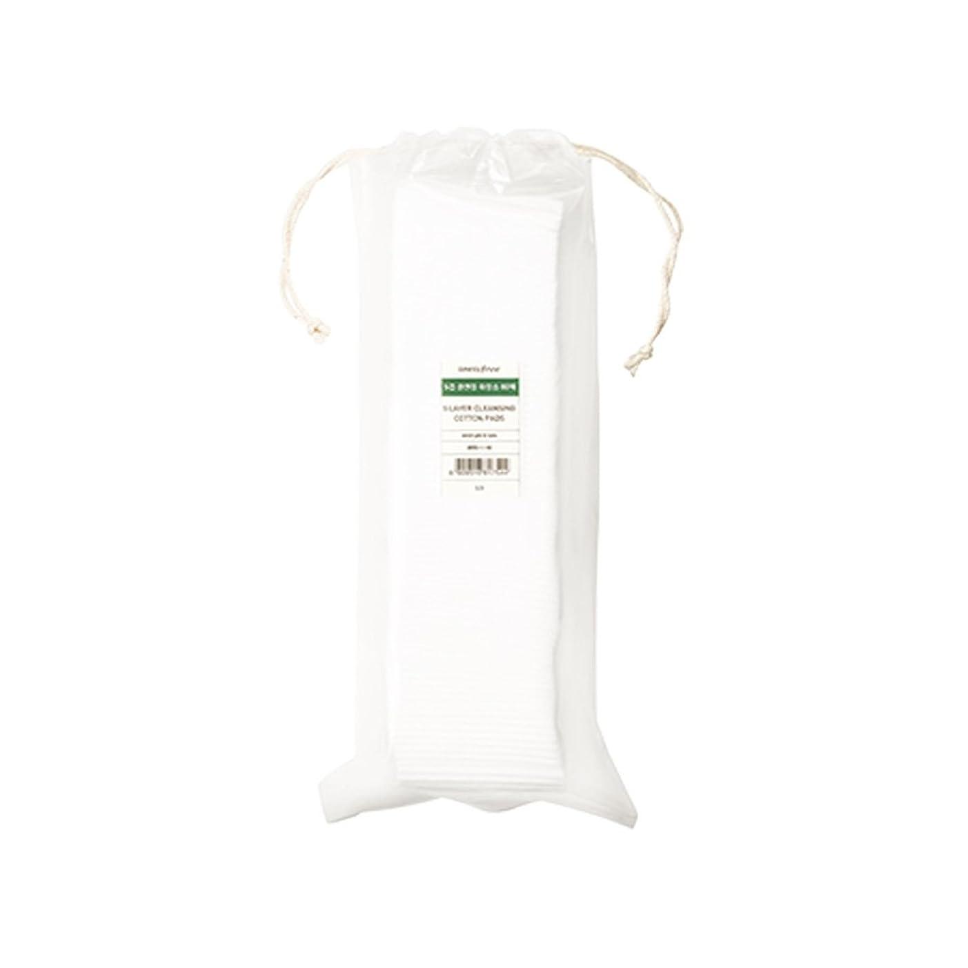 イニスフリー美容ツール5層クレンジングコットンパッド / Innisfree Beauty Tool 5 Layers Cleansing Cotton Pads[並行輸入品][海外直送品]