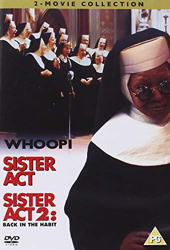 Sister Act 1/Sister Act 2 [DVD] by Whoopi Goldberg