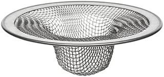 DANCO Bath Tub Drain Mesh Strainer, Stainless Steel, 2-3/4 Inch, 1-Pack (88821)