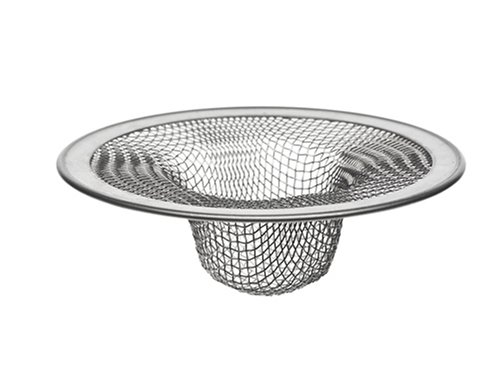 Danco 88821 2-3/4-Inch Tub Mesh Strainer, Stainless Steel