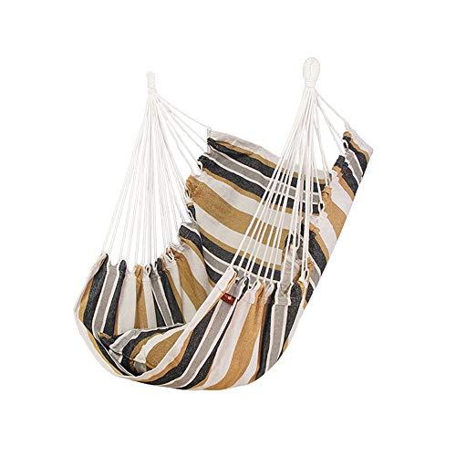 Tbaobei-baby schommelstoel schommelstoel hangstoel door hemel extra lang bed - hangstoel voor tuin slaapkamer veranda binnen/buiten hangmat