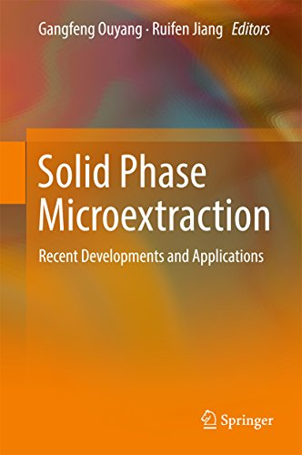 Solid Phase Microextraction: Recent Developments and Applications (English Edition)
