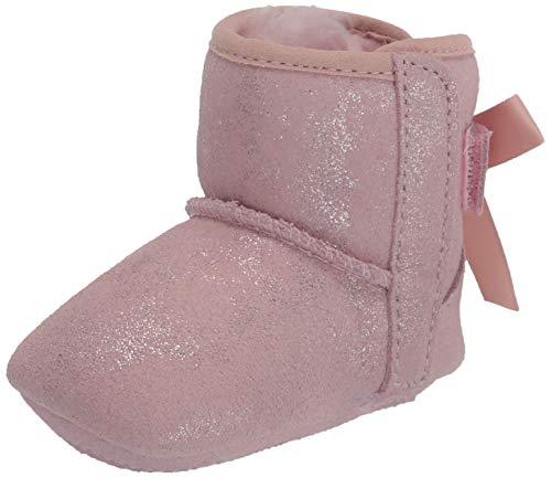 UGG I Jesse Bow Ii Shimmer Bootie, Pink Cloud, Size 04/05