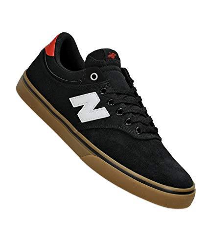 Numeric 255 New 2021 Black Gum White Original NB# Negro Size: 45.5...