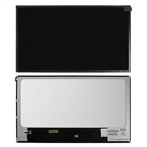 Compatibel scherm voor notebooks met 39,6 cm (15,6 inch), 1366 x 768 HD, LED, LCD, 40 pin, compatibel met de beschrijving (mogelijk niet beschikbaar in het Nederlands).