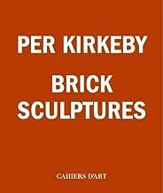 Per Kirkeby brick sculptures