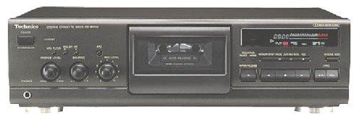 Technics RS-BX 501 Einzel-Cassettendeck, schwarz